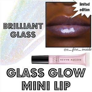 KEVYN AUCOIN Glass Glow MINI Lip Brilliant Glass